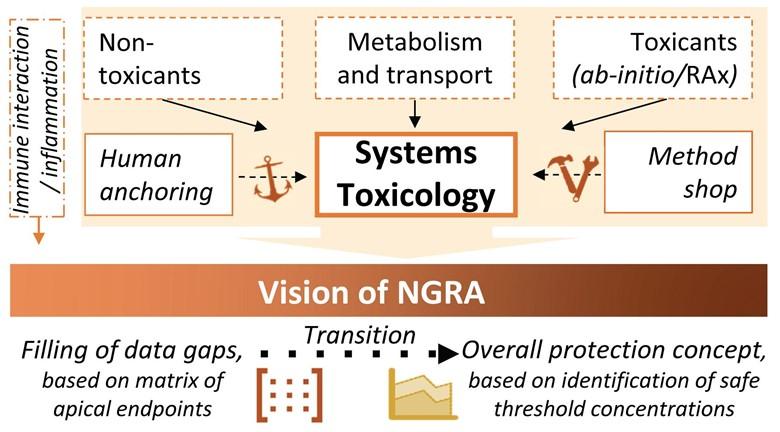 Vision of NGRA